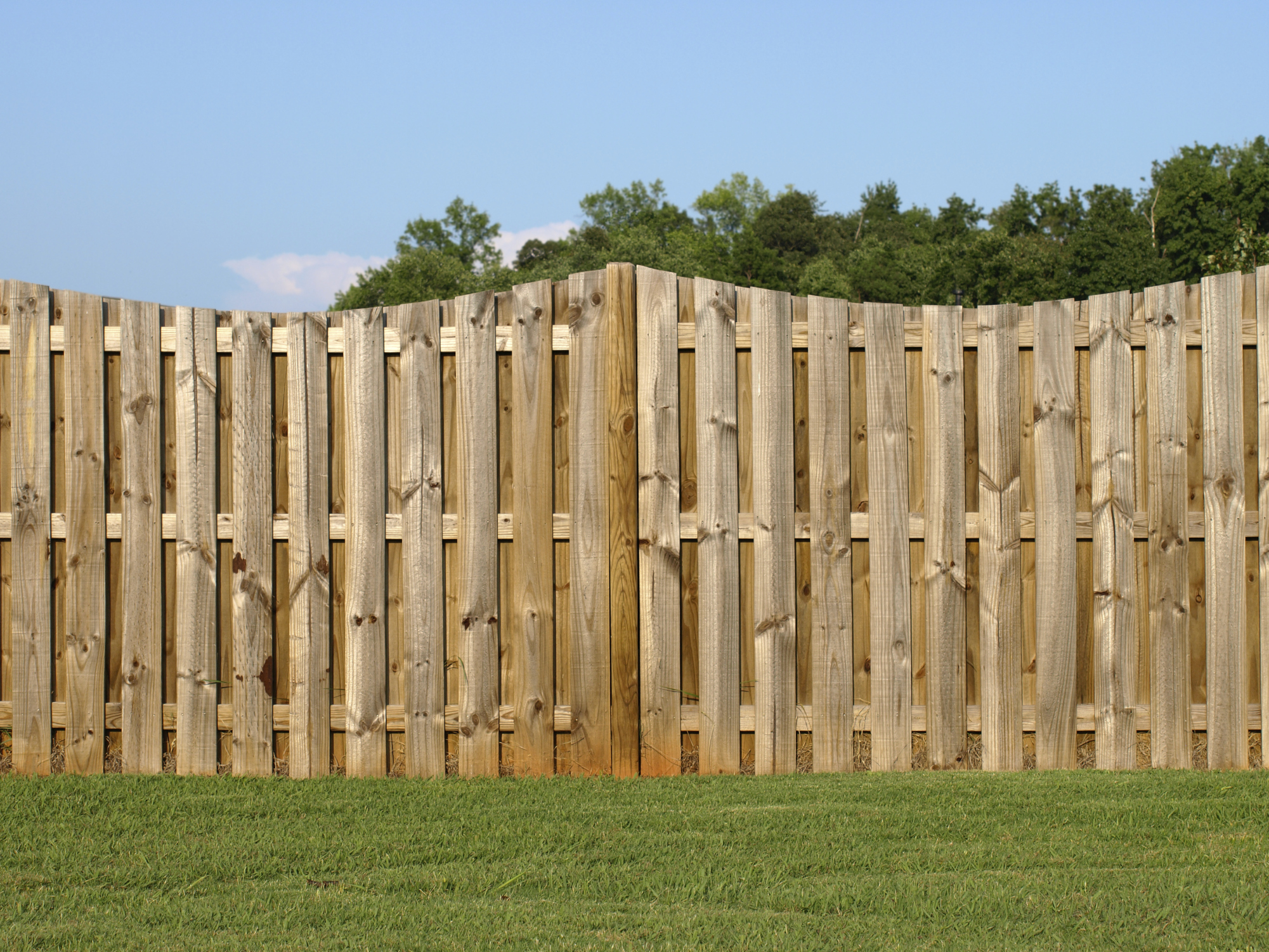 Benefits of Wood Fencing