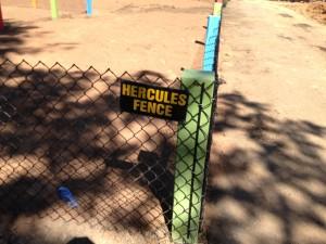Hercules-Fence