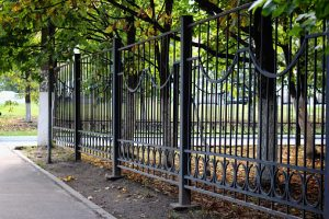 Take a look at possible options for the perfect fence for your commercial business.