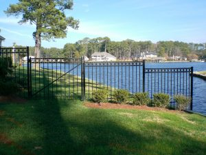 Ornamental fences offer you security, privacy, and elegance.