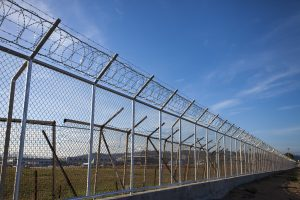 Electric security fences have many benefits for commercial buildings.