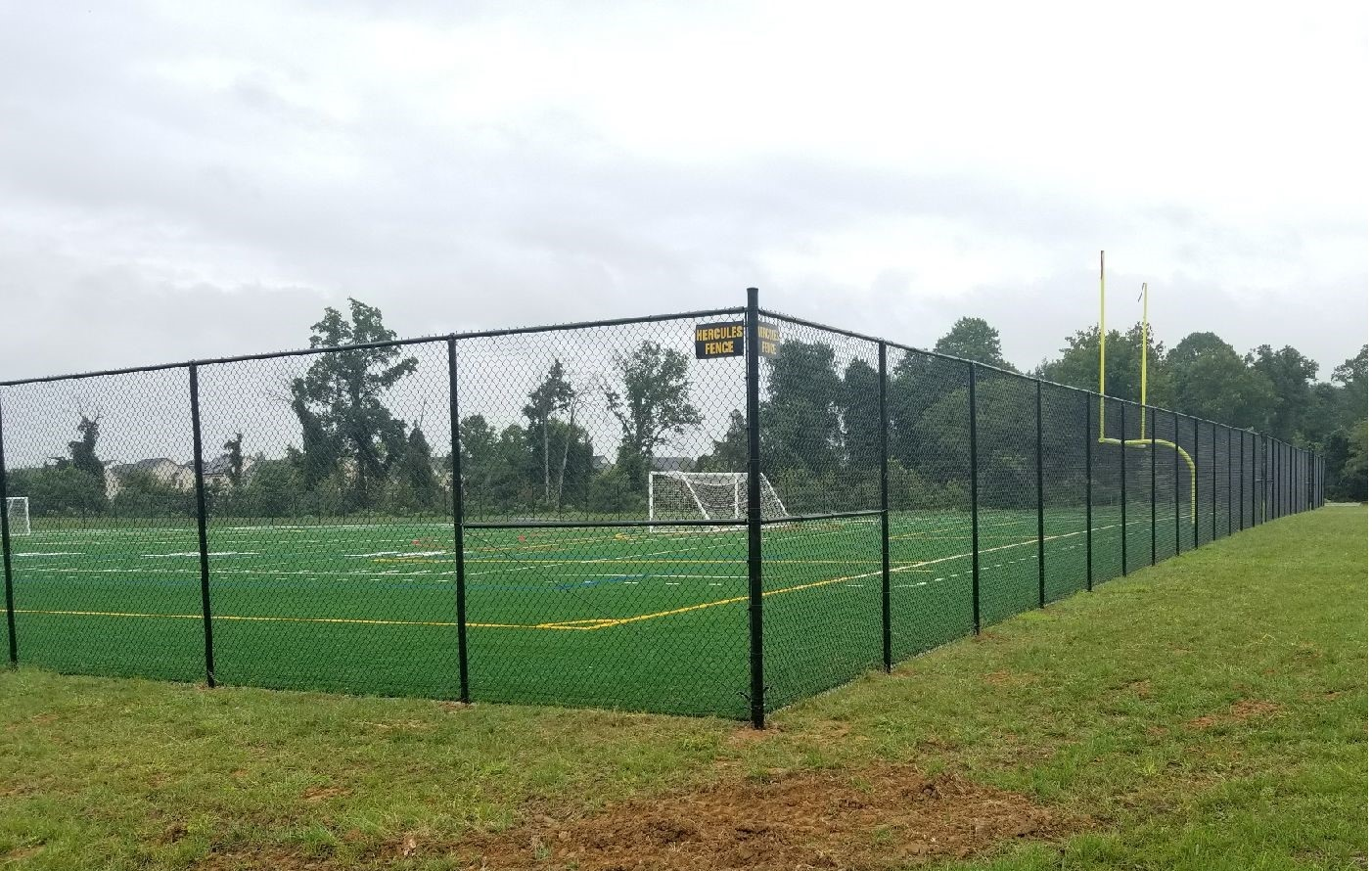 Commercial Vinyl Coated Chain Link Fence Maryland Amp Virginia