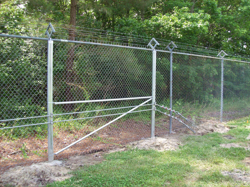 Anti Terrorism Cable Fence Maryland Amp Virginia Since 1955