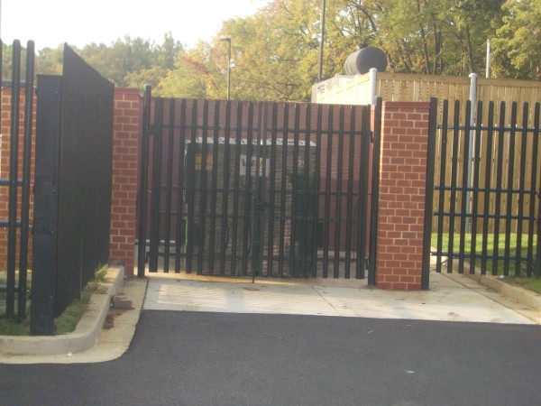 Commercial Ornamental Aluminum Fences Maryland Amp Virginia
