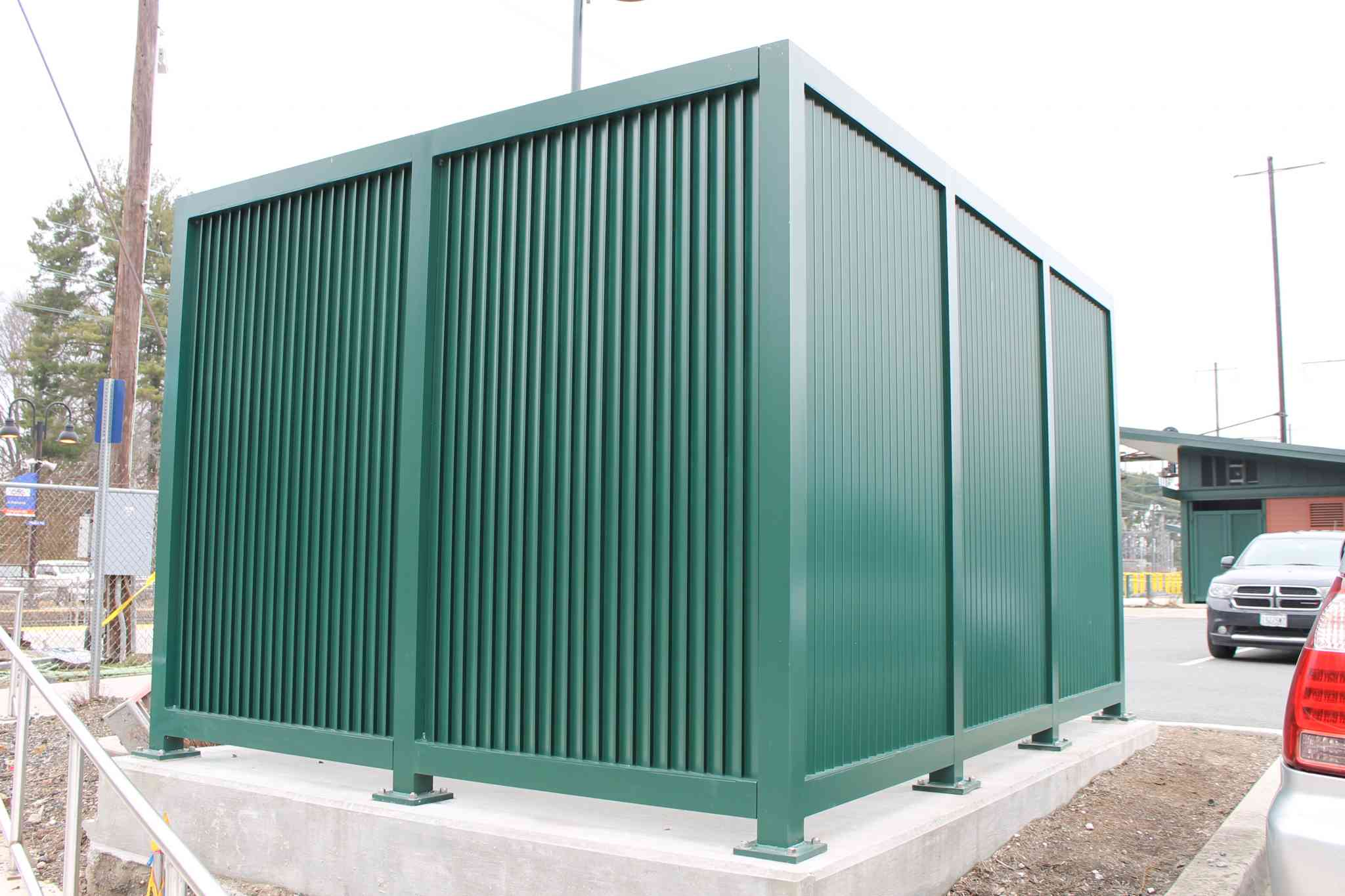 Commercial Custom Louvers Maryland Dc Virginia Amp Baltimore