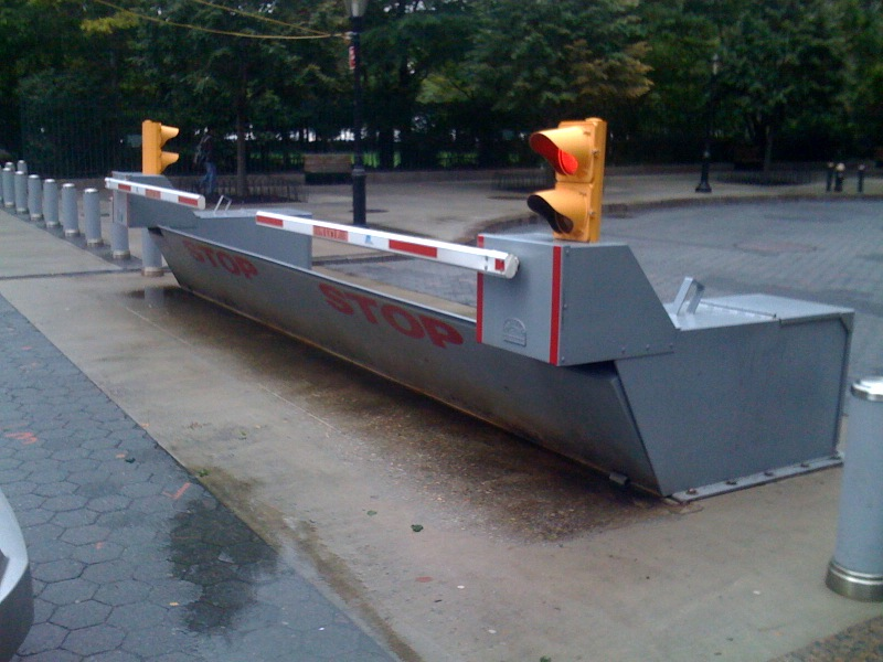 Crash Rated Barriers Sales Installation Virginia