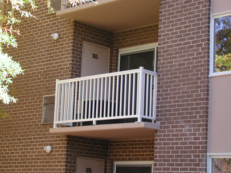 Commercial Aluminum Railings Installation Maryland
