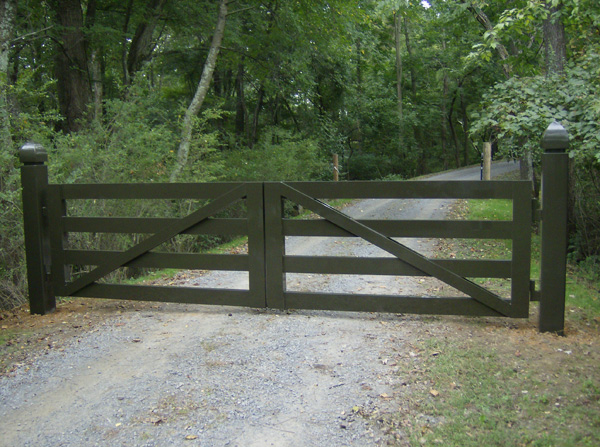 Automated Gate Systems Design Installation Virginia