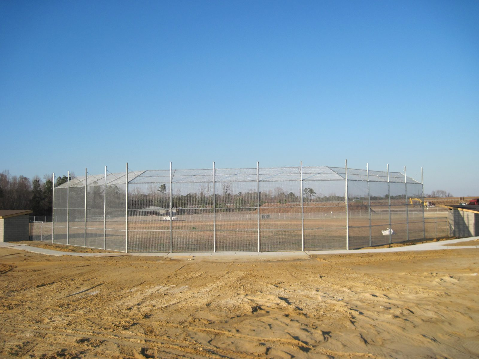 Galvanized Chain Link Fence Installation Virginia Amp Maryland