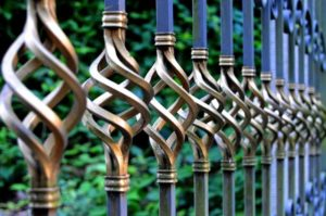 Keeping Your Ornamental Iron Fence in Good Shape