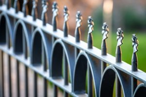 Why a Wrought Iron Fence is Great to Have